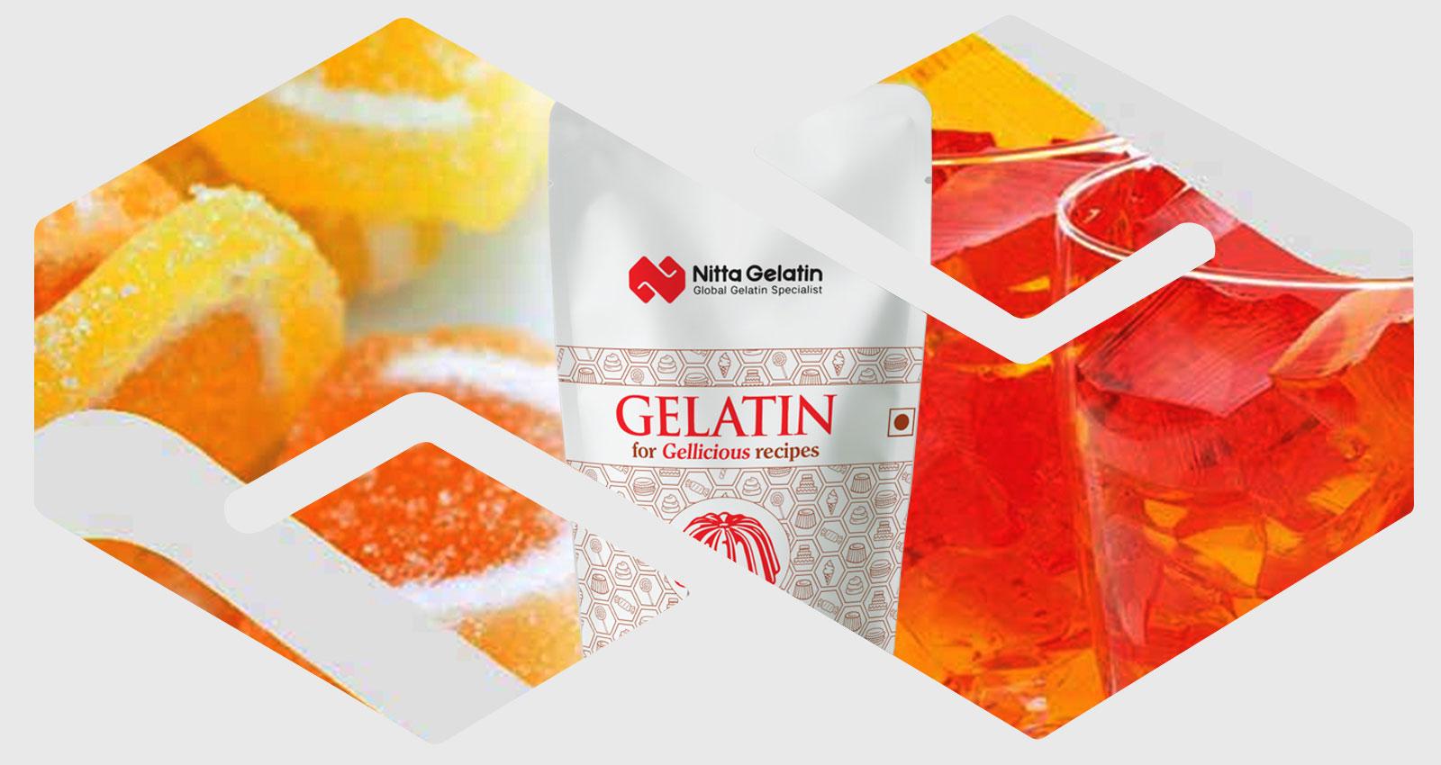 Gelatin for |Gellicious Recipes